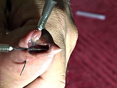 needle my penis and cum super m hd - please comment!