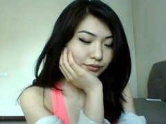 Cute J Kiss gets freaky for webcam show on SexyChatCam.com