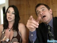 Real stepmom with bigtits gets fucked