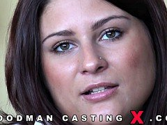 Charming Brunette Bellina's Promo Video
