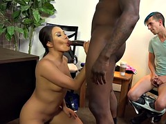 Mena Mason interracial cuckold porn videos