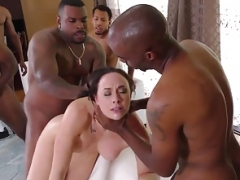 Double ripping With BBC Floozy Chanel Preston