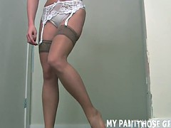 soft tights like these make my pussy so wet joi