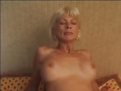 My Sex Piercings Aged floozy with pierced pussy backdoor
