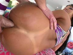 August Taylor In Full Anal Service For Hot August