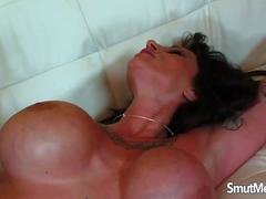 Porn babe with air bags hardcore