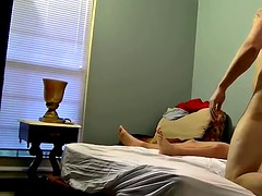 horny amateur fuckers stroking his cock and fucks