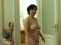 Shaggy pussy old mom cheating sex