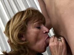 cock hungry blonde mom fucked by young