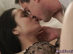 Fabulous model anal sex with her lover