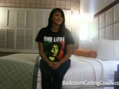 Native American Teenager Ass Fucking Audition