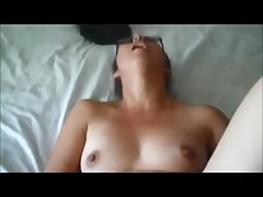Amateur big butt milf creampied