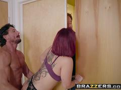 Brazzers - Real Wife Stories -  Reverse Psychology scene starring Tory Lane and Tommy Gunn