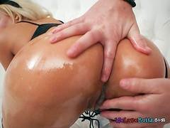 Blonde Vixen Luna Star Gets Freaky With Fiance