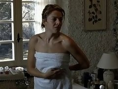 Claudia Gerini naked in The Unknown Dame (2006)