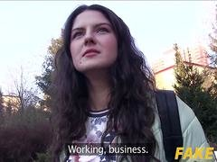 Francesca Dicaprio In Italian Loves Riding Cock in Public