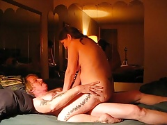 69 ,fucking my man on top ! he finishes on top of me