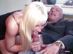 Blonde, Allemand, Hard