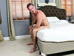Penelope Reed rides her pussy on top of Kyles cock