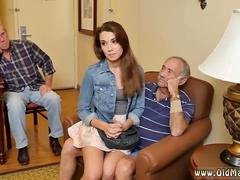 Horny young slut likes her men to be more mature