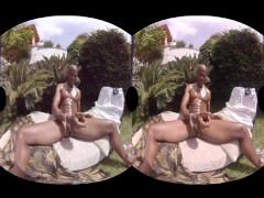 VirtualRealGay - Hot garden