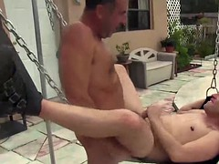 open action sex with horny daddy