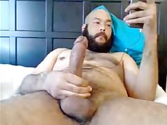 Str8 Big Black Throbbing Cock Expels Out A huge Load #135