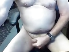 curved daddy cock cum