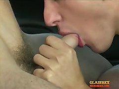 Fuck Me Bare In The Car