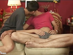 Sweet Gay Studs Hot Bareback