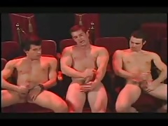 Sex adventures at the porn theater