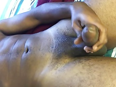 Horny young guy