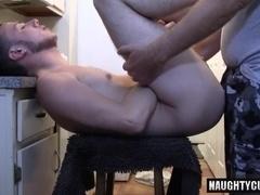 Hot amateur pov and cum eating
