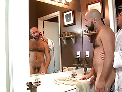 MenOver30 After Shower Assfucking