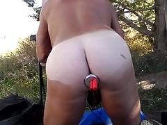 Outdoor E-Stim Butt Plug 1 of 2