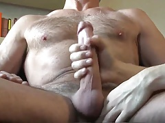 Daddy milked