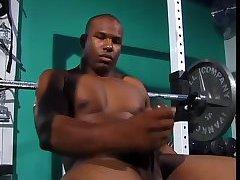 Black Bodybuilders Hot Blowjob