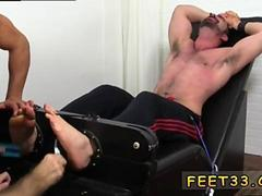 Gay twink feet fetish tgp free Dolan Wolf Jerked  Tickled