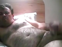 Mature daddy cum