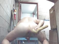 joey d anal gape on chair wide open cunt