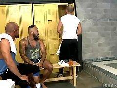 men Over thirty pounding My Gym Buddies