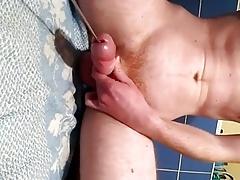 Sounding rosebud urethral