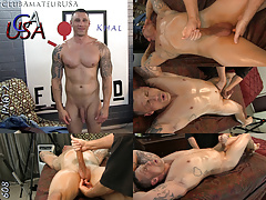 Khal's first sexperience with direct prostate stimulation