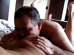 daddy & boy rimming