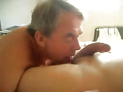 Grandpa blowjob series - 43
