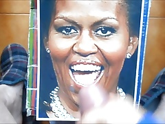 First Lady Michelle Obama CUM TRIBUTE