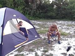 camp shower fuck