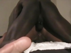 Sexy chocolate fucks bottom