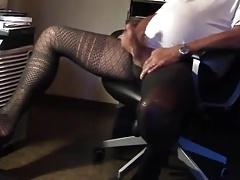 jacquard tights
