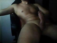 my big cumshot on skype